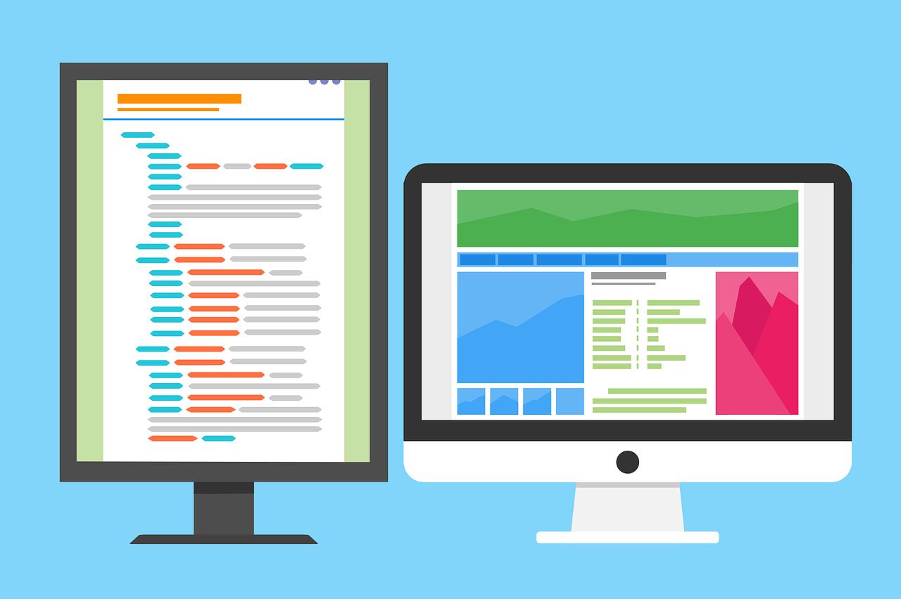 المهارات المتخصصة في تطوير الويب والتفاعل مع العميل في جميع المراحل