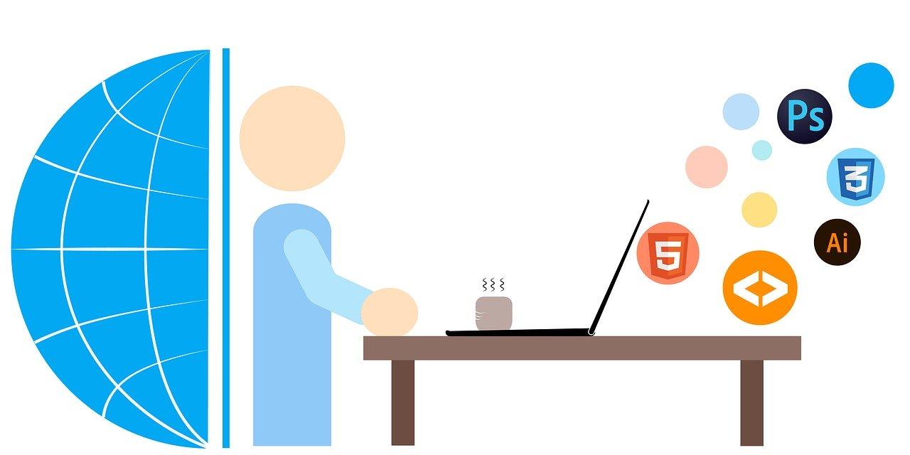 تطور صناعة تطوير الويب