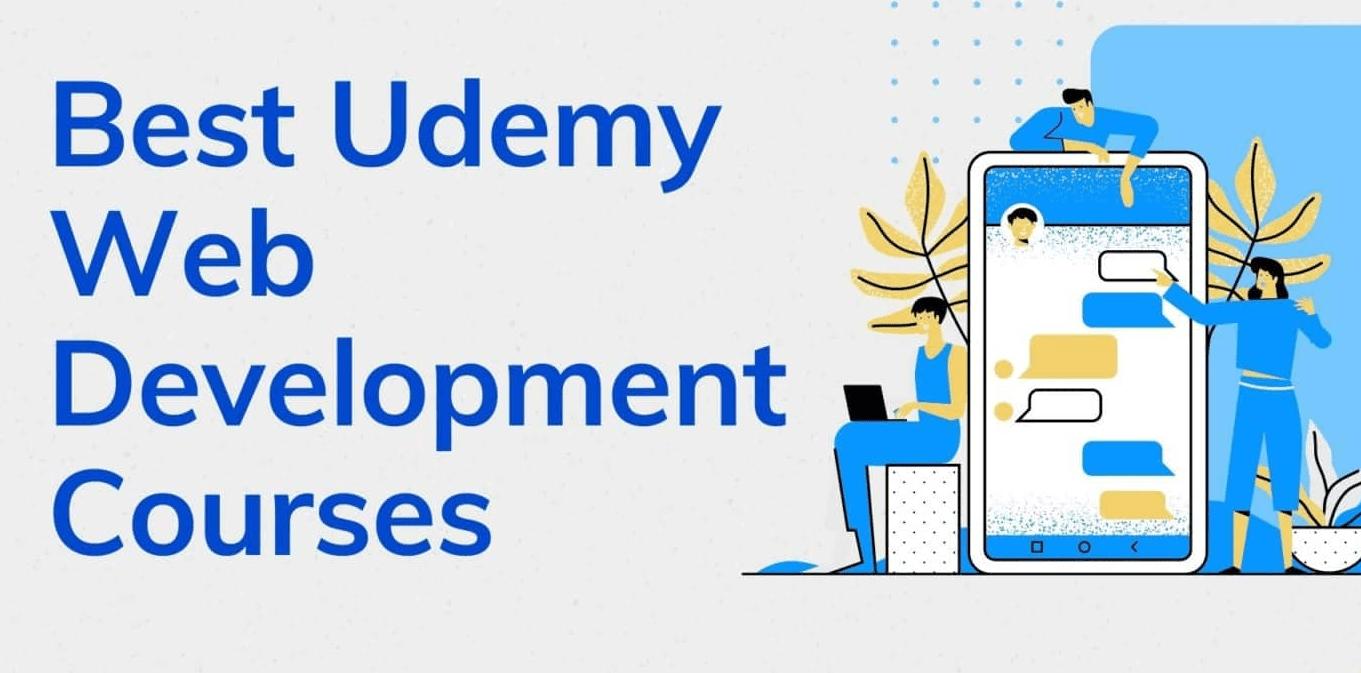 39 أفضل + دورات مجانية لتطوير الويب من Udemy [2021]